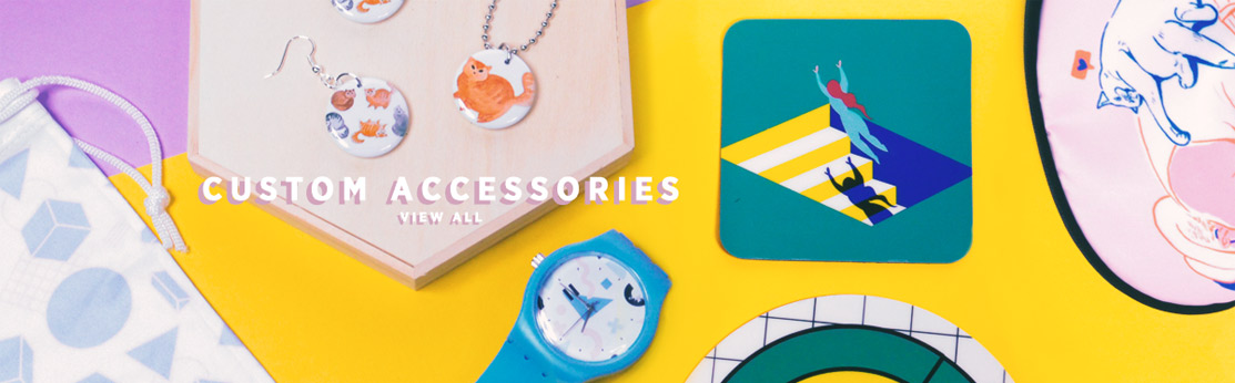 View All: Custom Accessories