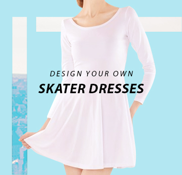 Design your own Skater Dresses