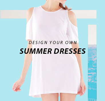 Design your own Summer Dresses
