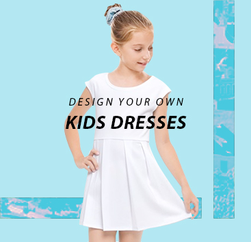 Design your own Kids Dresses