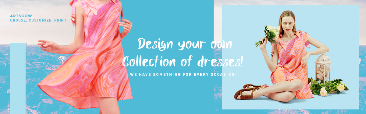 Custom Dresses | ArtsCow