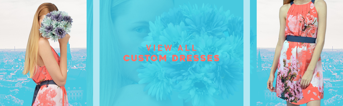 View All Custom Dresses