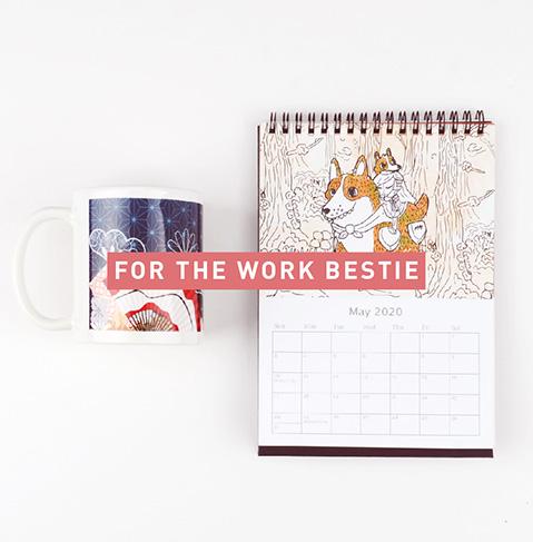 For the Work Bestie