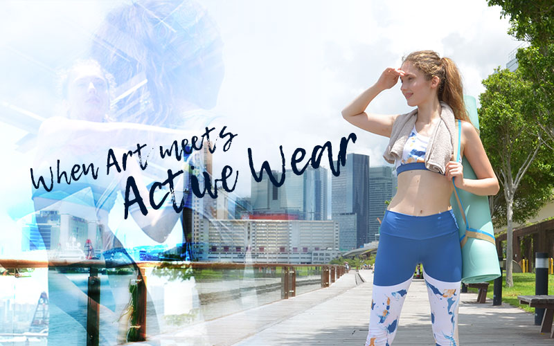 ART X FASHION X FITNESS