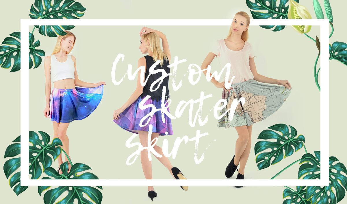 Custom Skater Skirt $5.99/each additional $11.99/each Share The Deal
