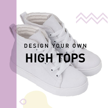 Design your own: High Tops