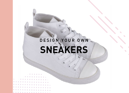 Design your own: Sneakers