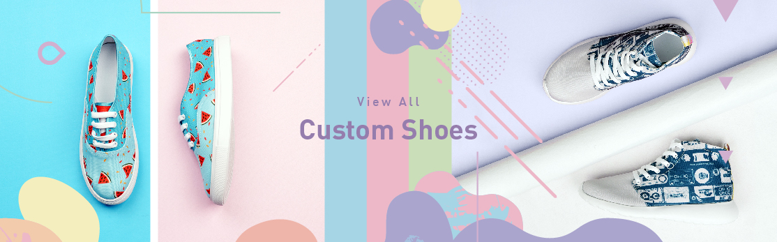 View All Custom Shoes