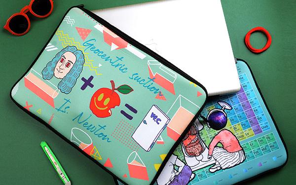 Macbook Pro Zipper Case