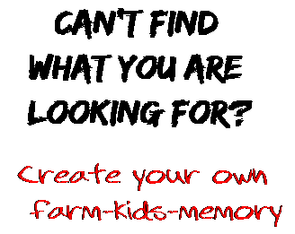 Can't find  what you are  looking for? Create your own  farm-kids-memory