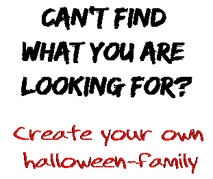 Can't find  what you are  looking for? Create your own  halloween-family