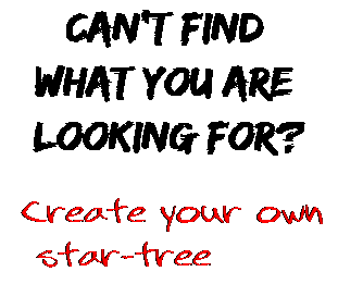 Can't find  what you are  looking for? Create your own  star-tree