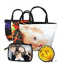Photo bag collection – photo handbags, photo camera case, photo makeup bag