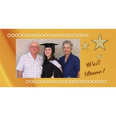Well Done Graduate 3d Card By Deborah Front