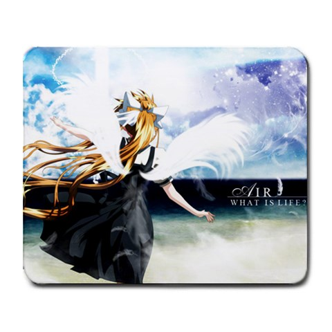By Xi Chen 9.25 x7.75  Mousepad - 1
