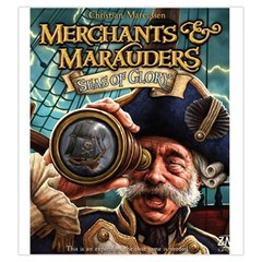 Merchants And Marauders Seas Of Glory By Hector Cornejo Front