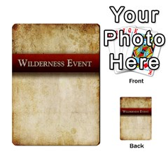 Prophecy Wilderness Events Deck By Midaga Back