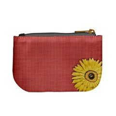 Gingham Coin Purse By Mikki Back