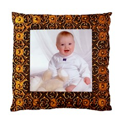 Gold Frame Quick Cushion Cover Copy Me!!! By Catvinnat Front
