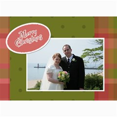 5x7 Christmas Cards 7 x5  Photo Card - 4