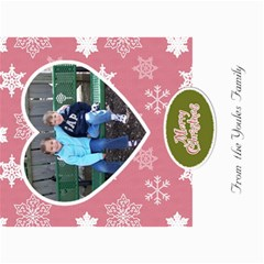 5x7 Christmas Cards 7 x5  Photo Card - 5