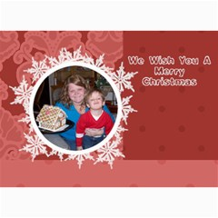 5x7 Christmas Cards 7 x5  Photo Card - 7