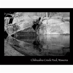 B&w Calendar Yosemite And More  2010 12 Month By Karl Bralich Month