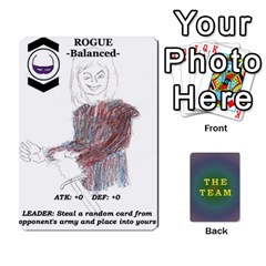 The Team Cards By Tyler Sandersfeld Front - Club10
