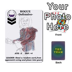 Ace The Team Cards By Tyler Sandersfeld Front - ClubA