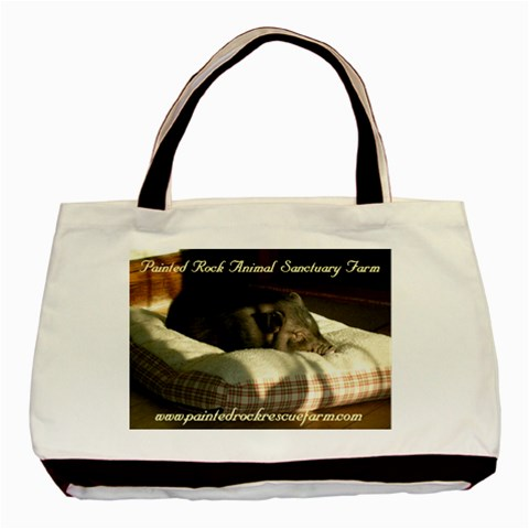 Tote Bag  By Laura Front