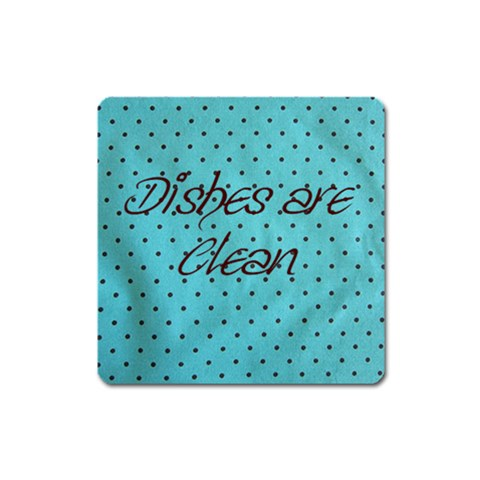 Dishwasher Magnet By Kaydi Barkley Front