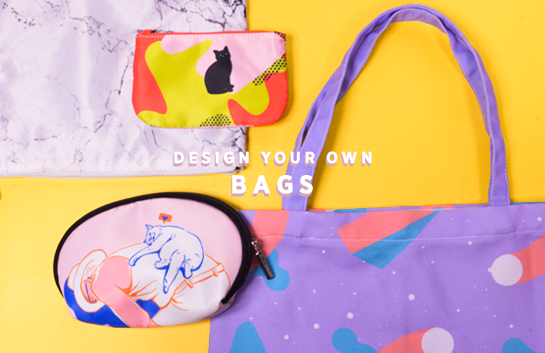 Design your own: Bags