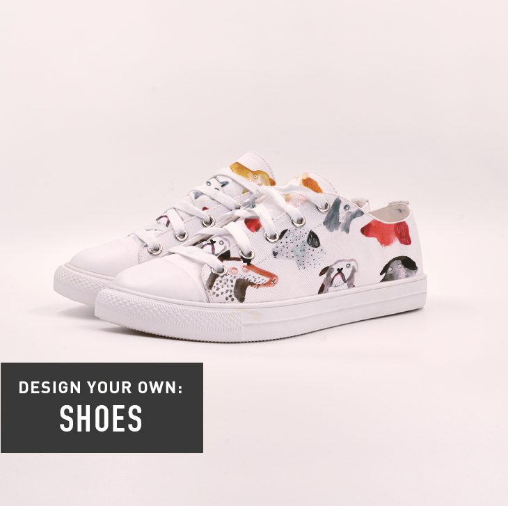 Design your own: Shoes
