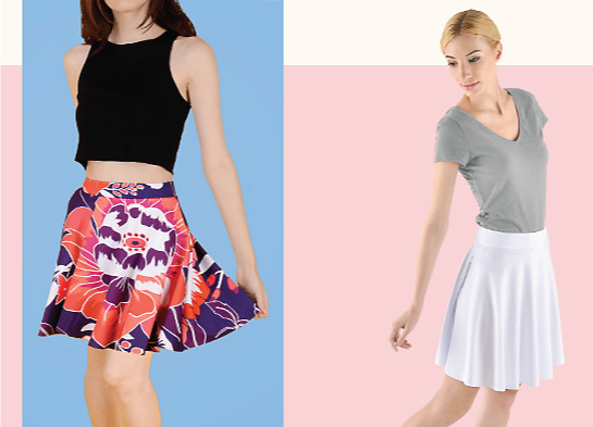 Design your own: Skirts