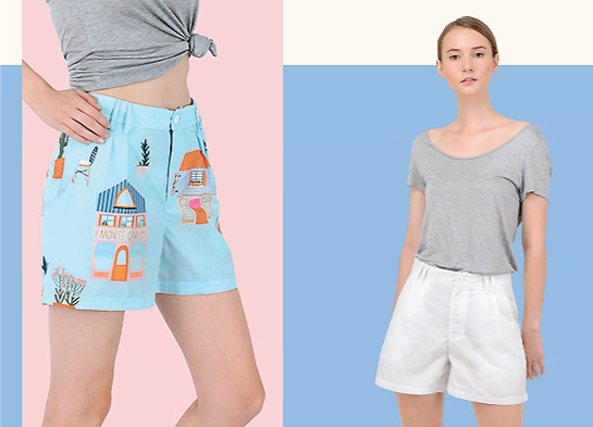 Design your own: Shorts