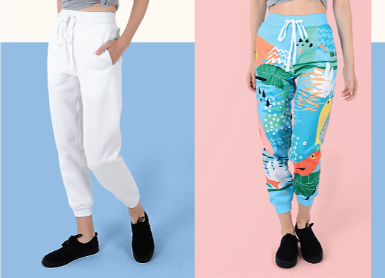 Design your own: Pants