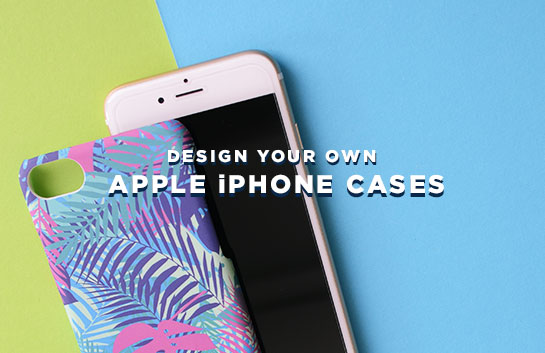 Design your own: Apple iPhone Cases