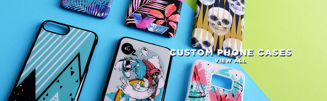 View All Custom Phone Cases