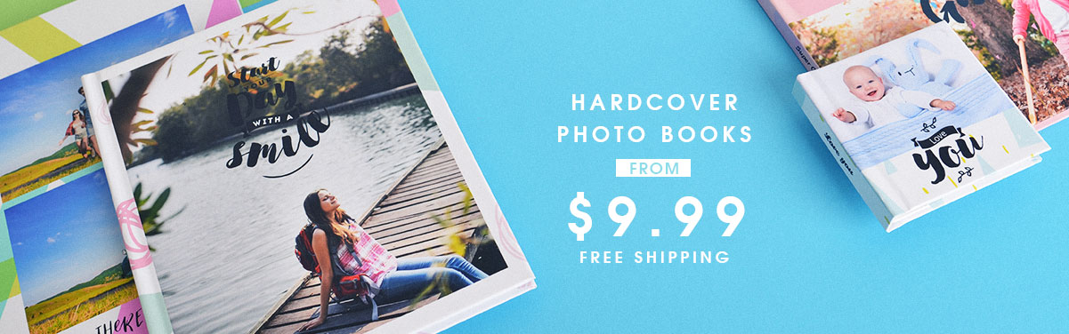 Custom Photo Books | ArtsCow