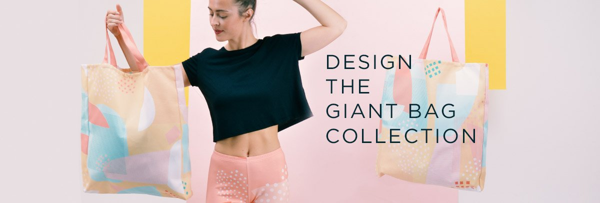 Design The Giant Bag Collection