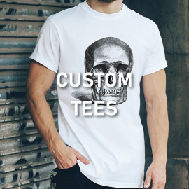 Custom Men's Apparel
