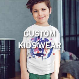 Custom Kids Wear