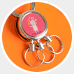Custom Key Chains and Tags