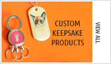 Custom Keepsake Products