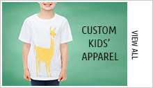 Custom Kids' Apparel