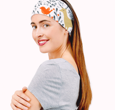 Design your own: Headbands