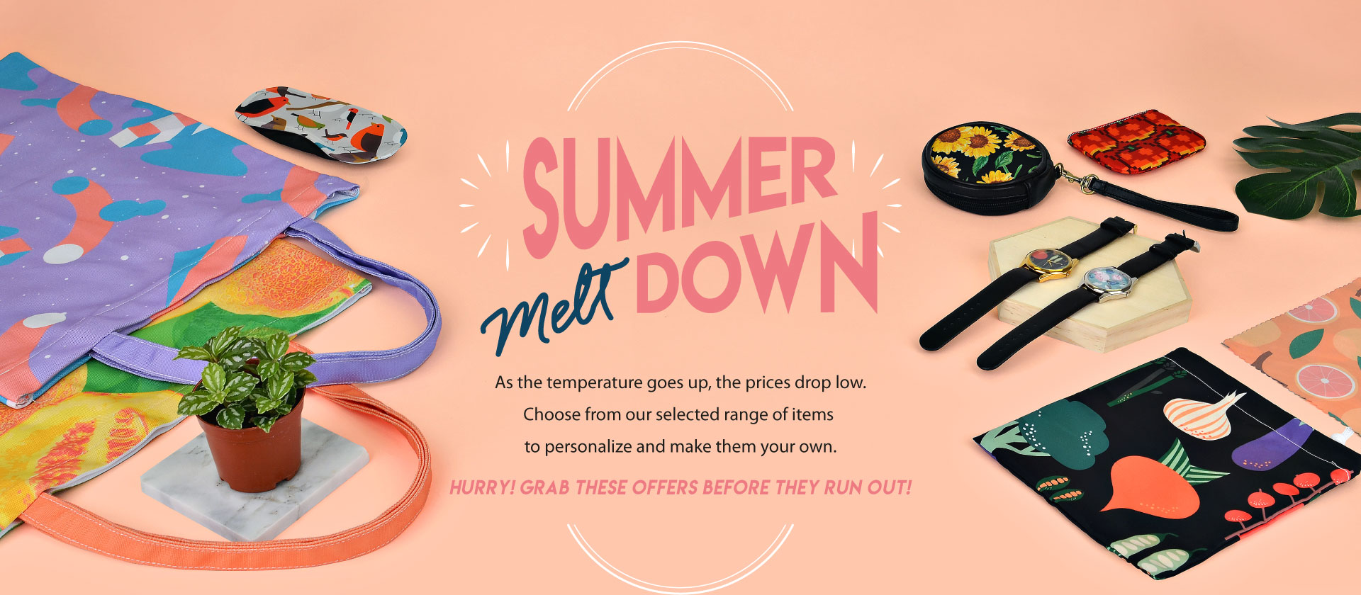 Summer Melt Sale