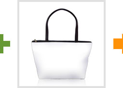 Your Photos Customizable Bag