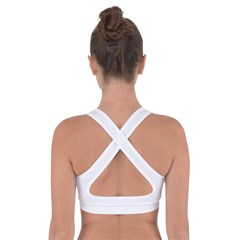 Cross Back Sports Bra