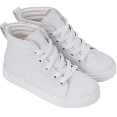 Kids  Hi-Top Skate Sneakers